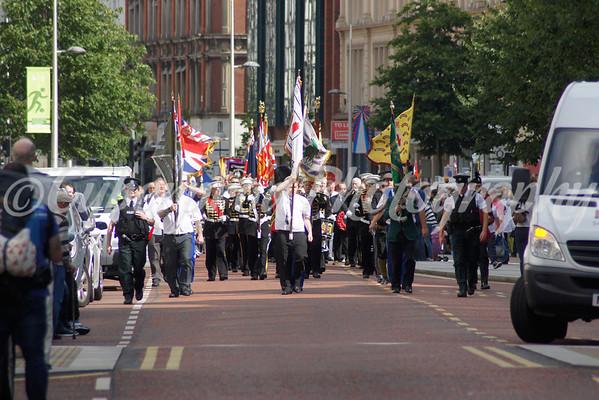 Passchendaele Memorial Parade