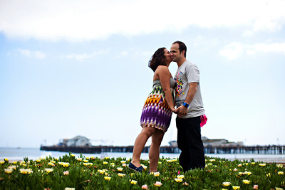 Megan and Cameron : Engagement
