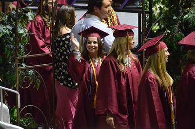 Tiffany Graduates