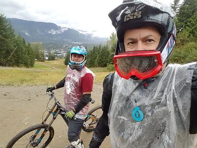 2015/08 Whistler Mountain Biking