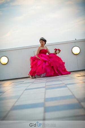 Daniella Quinceañera