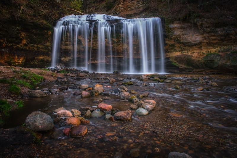 Cascade Falls, Osceola WI