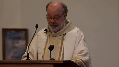Nov 23, 2014 - Homily by Fr. Dave Gese