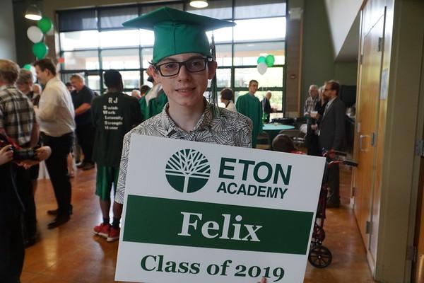 Felix's Graduation