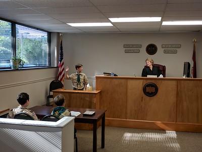 Citizenship with Judge Leonard, September 29, 2018