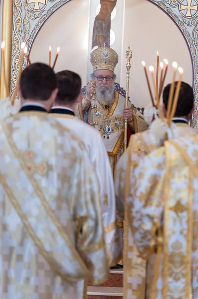 Sunday Liturgy and Memorial Service