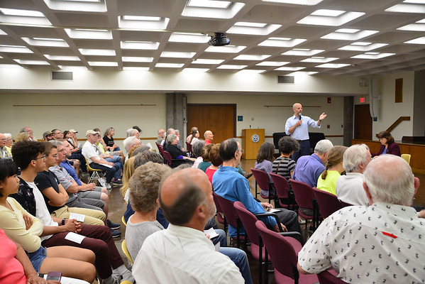 Energy and Environment Town Hall - 061719