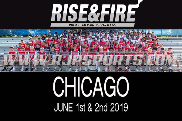 Rise & Fire Chicago 2019