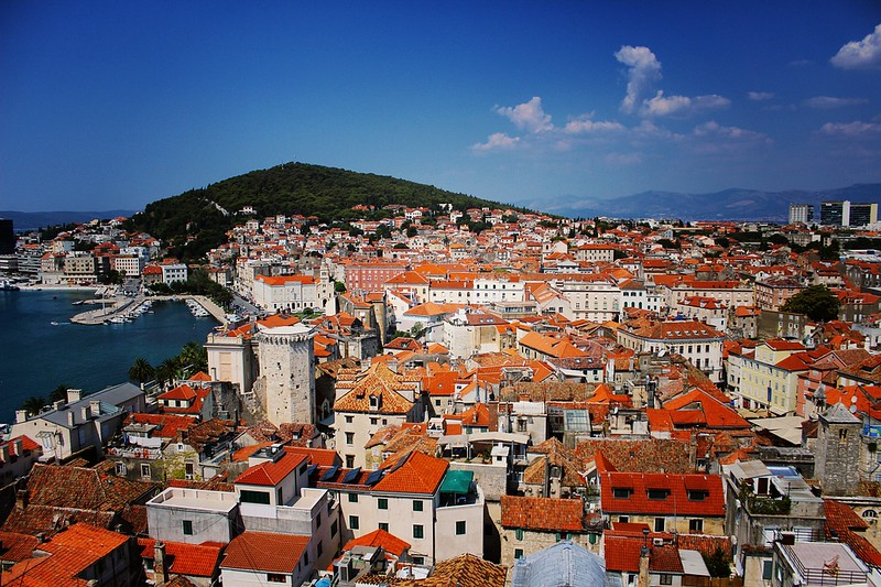 Old Town - things to do in Split Croatia