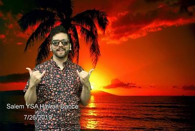 Salem YSA Hawaii Photobooth 7.26.2019