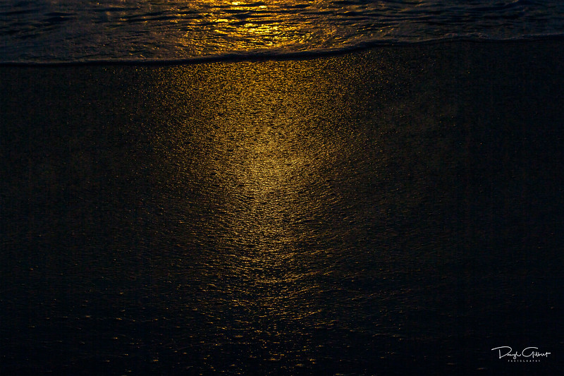 First Light's Natural Reflection