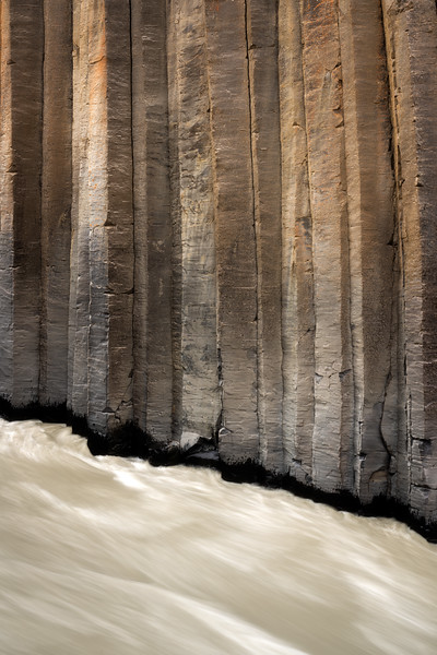 Studlagil canyon 2 abstract landscape photography iceland basalt river.jpg
