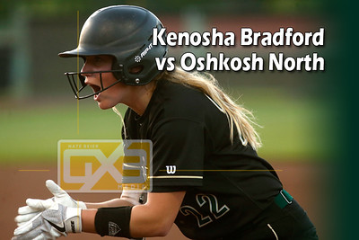 D1 StateS - Kenosha Bradford vs Oshkosh North SB19