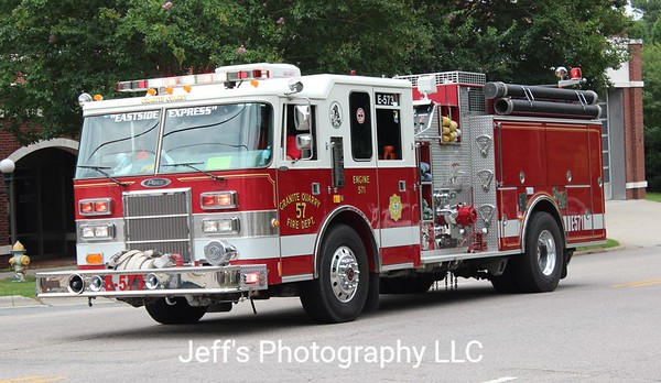 Granite Quarry Fire Department
