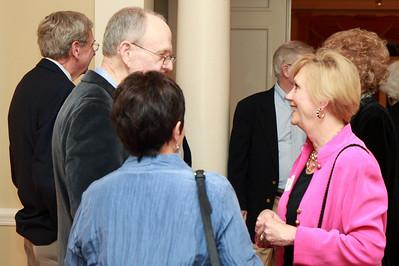 Class of 1960 reunion Nov 2010
