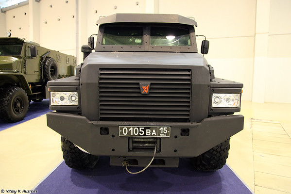 International Exhibition of Means of State Security Provision Interpolitex-2016 - Exhibition halls