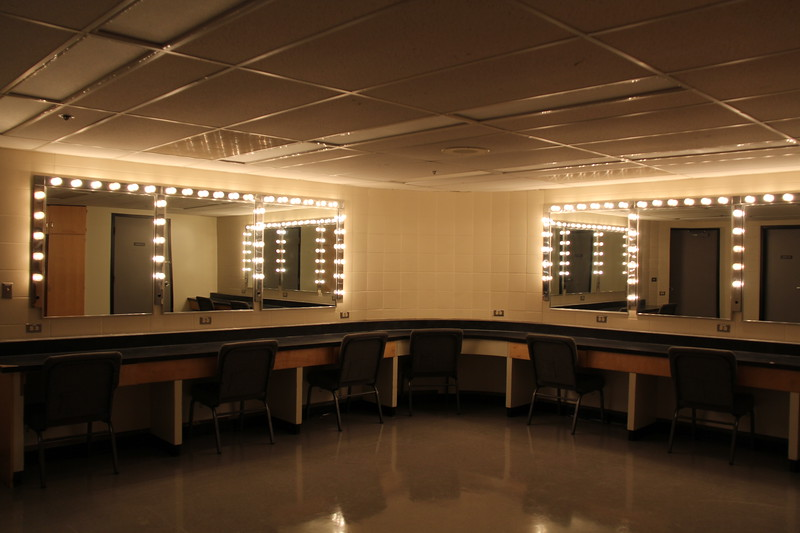 Maclab Centre for the Performing Arts - Dressing Room