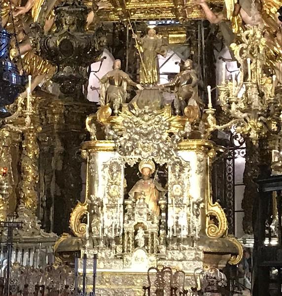 Spain - Parador - Santiago de Compostela