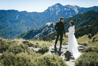 Pre-wedding | Yu + Shen-han