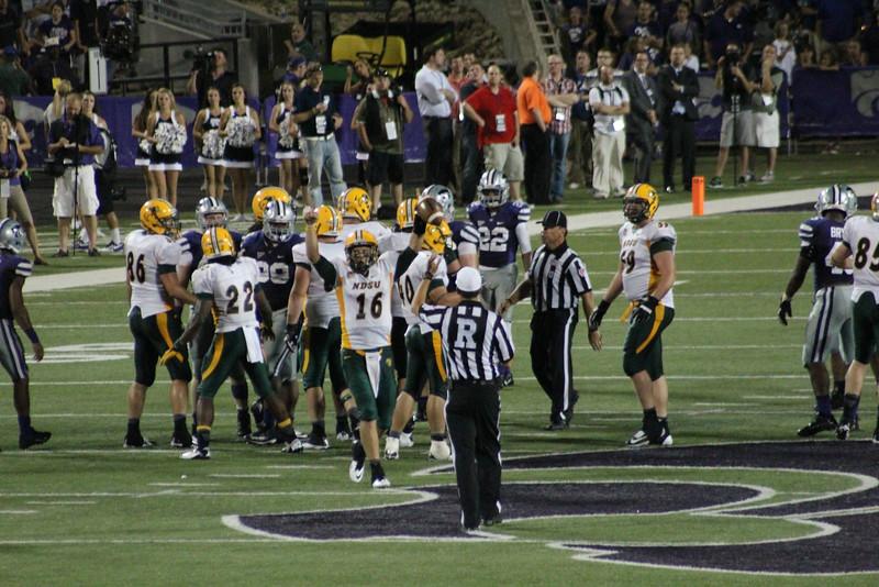 2013 Bison Football - Kansas State 700.JPG