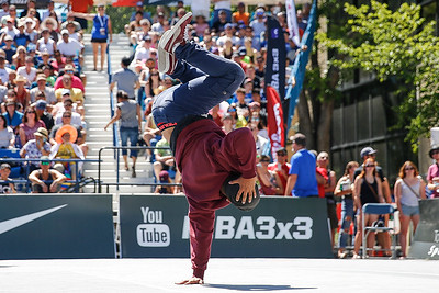 2017 FIBA 3X3 World Tour Saskatoon Hip Hop
