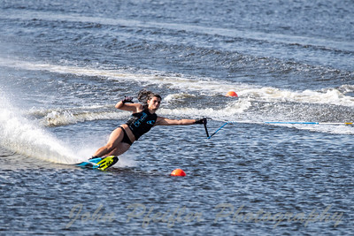 Hobe Lake Slalom Tournament Sept 22