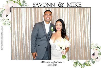 Savonn & Mike's Wedding 9/21/19