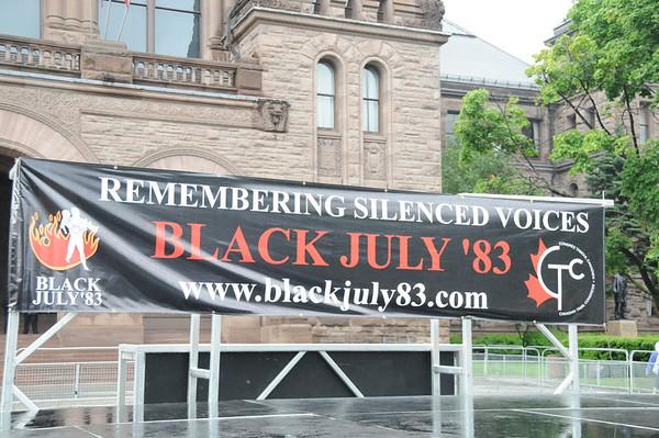 Black July 83 -   Event