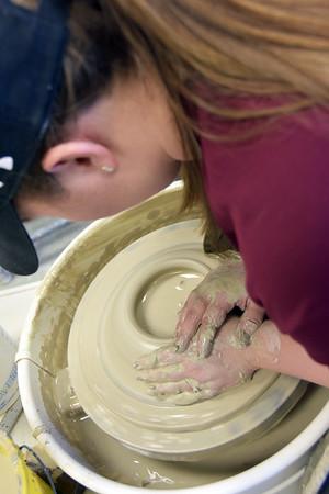 Ceramics Studio 3-6-17