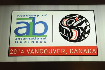 AIB 2014 Vancouver