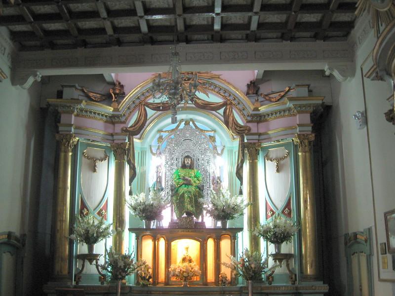 Basilica de Santo Domingo, Lima, Peru