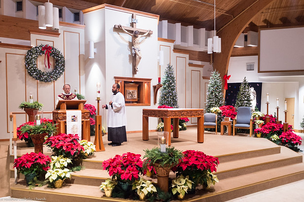 Christmas Eve Mass (6:30pm)