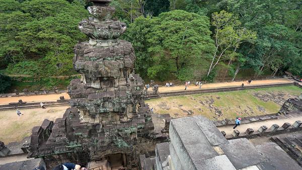 17 no Cambodja