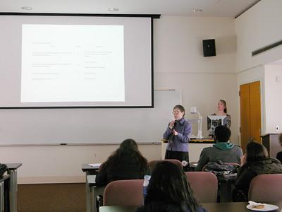 Biology Club BS/MSN seminar w/ Seton Hall
