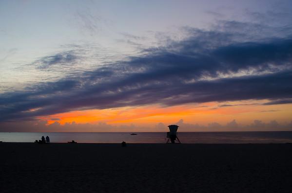 Pompano Sunrise 08/08/2015