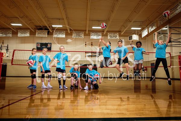 B&G Club Volleyball