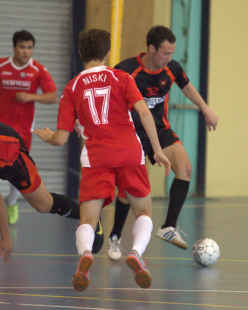 2012 1124 - Futsal PL Yth Dural (2) v Phoenix (2)