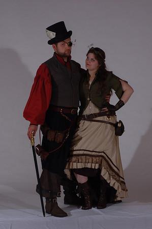 Mark & Beth Photo Shoot