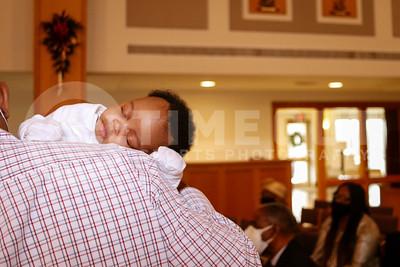 David J Baptism Photos