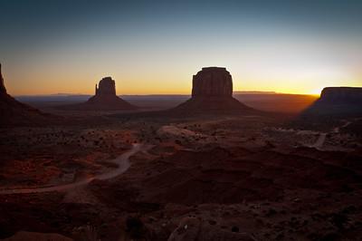 Deserts & Dunes
