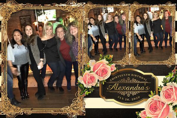 Alexandra's 13th Birthday