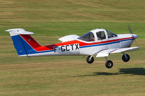 F-GCTX - Piper PA-38-112 Tomahawk