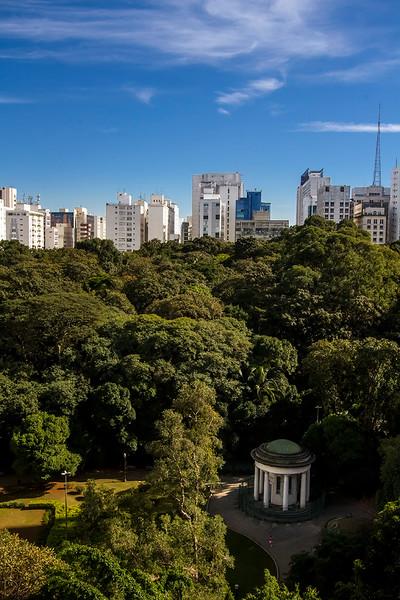 Trianon Park, São Paulo, Brazil