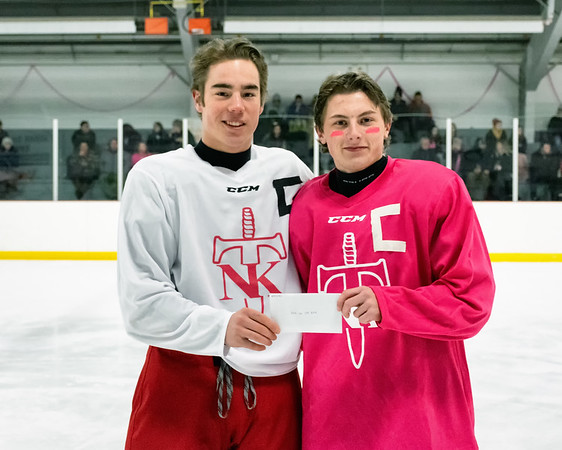 NKEC vs WK Pink in the Rink 2018