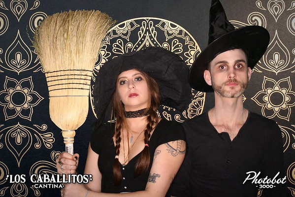 Witch CRAFT Beer Crawl at Cantina Los Caballitos