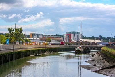 Stoke Quay or West Cut