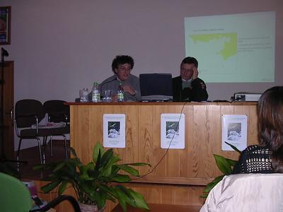 II Jornadas Grazalema 2004