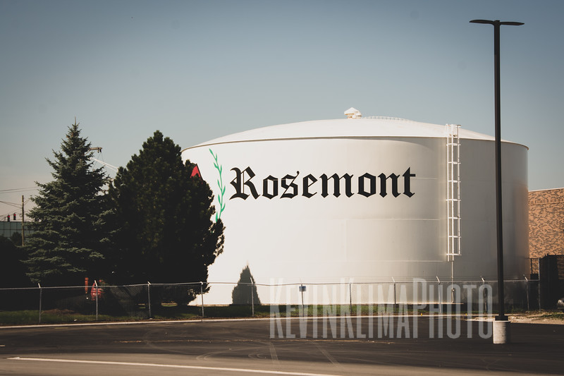 Rosemont Water Tower