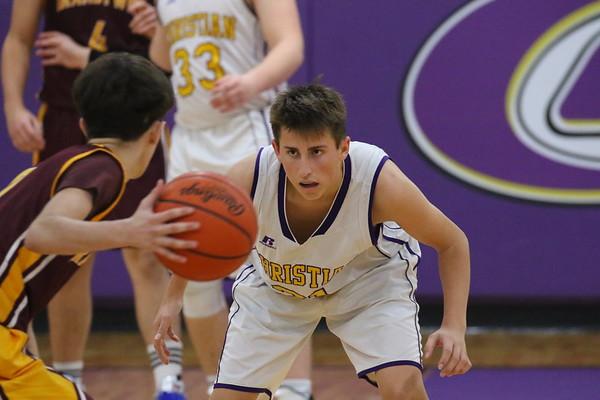 Basketball Boys JV vs Brandywine - KCHS 12/10/19