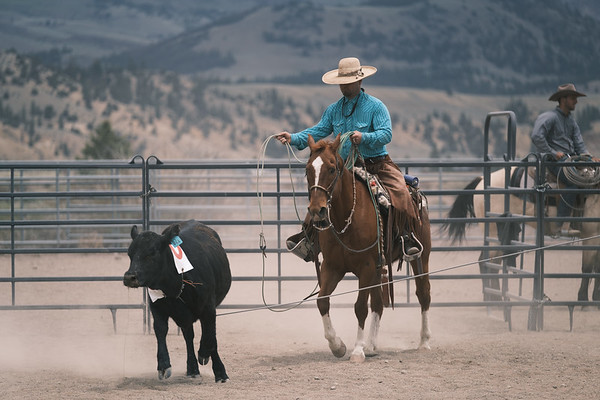 Day One Roping